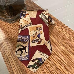 ♦️2/$15 HUGO BOSS 100% Silk tie